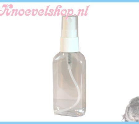 Leeg spray flesje