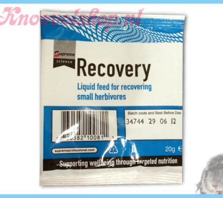 Science Recovery