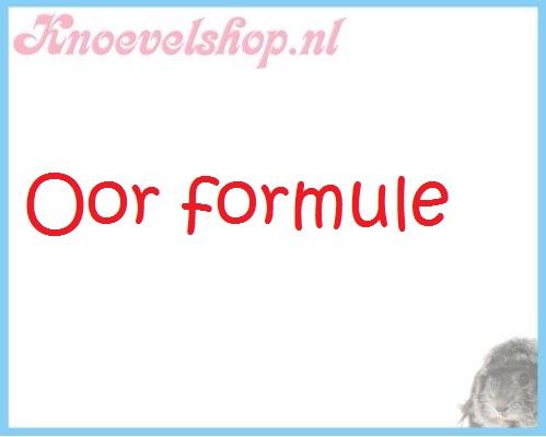 Oor formule