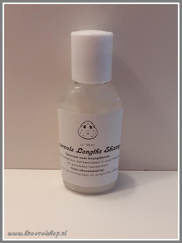 Knoevels Lenghts Shampoo